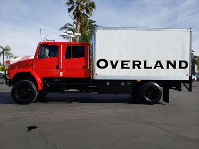 Freightliner 4x4 Quad Cab w/automatic Trans