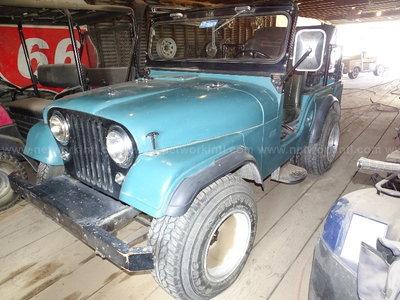 1962 Jeep CJ3