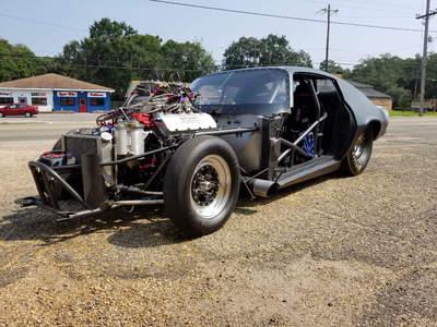 2nd gen camaro 25.1 chassis