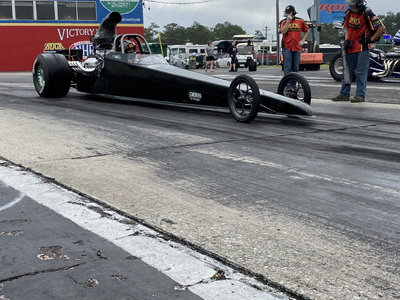 Race tech dragster