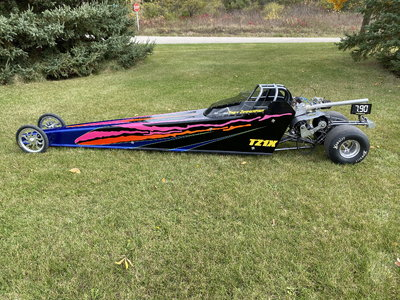 2011 Halfscale Dragster