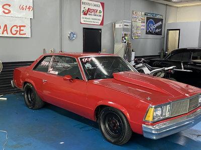 1981 small tire Malibu