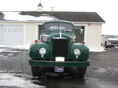 1955 Mack BX 30