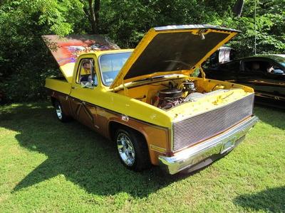 1981 C-10 Chevrolet Custom Truck