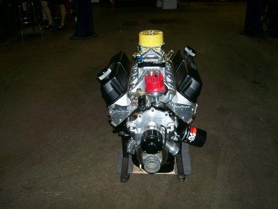 347 Ford Drag Race Stroker Motor