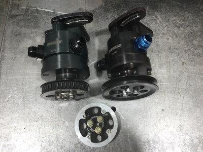 Moroso 22640 and 22641 Vacuum pumps