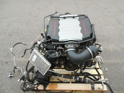 LT1 6.2L 455hp engine & 8 Speed Trans pullout