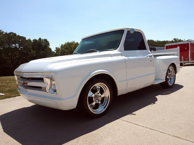 1967 Show and Go Custom Pickup