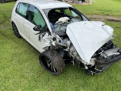 2018 VW Golf R