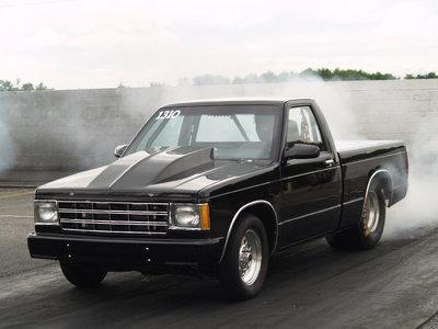 1987 Chevy S-10