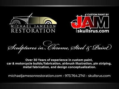 Michael Jameson Restorations & Paint by JAM