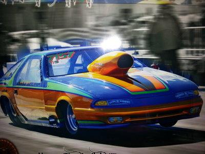1993 D0dge Daytona IROC