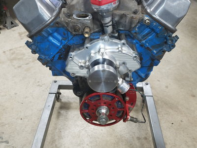 528 BBF Motor