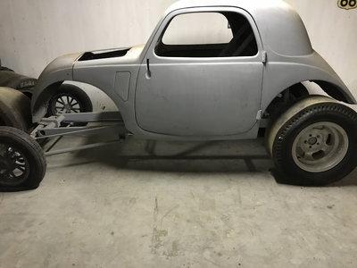 Fiat Topolino Body