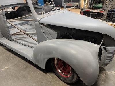 1938 Deluxe Convertible