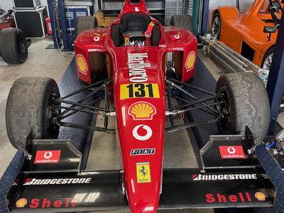 PFM S-Bend 2016 Championship Car
