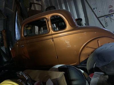 1934 Ford 5 Window