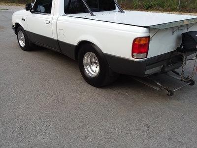 Ranger street legal drag truck