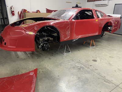Torp chassis late model stock