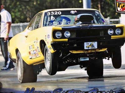 1968 Dodge Coronet Drag (streetable)