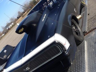 1968 Camaro 6.0 cert