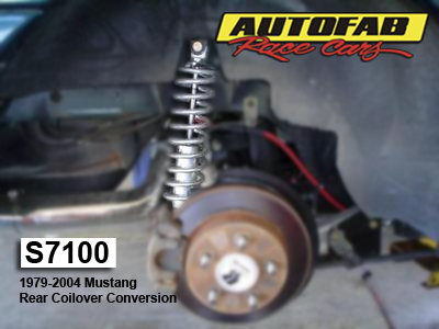 Autofab 79-04 Mustand Rear Coil Over Conversion