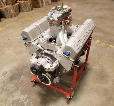 Complete 406 700HP Drag Race Engine