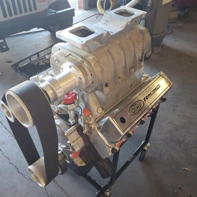 BBF blower motor