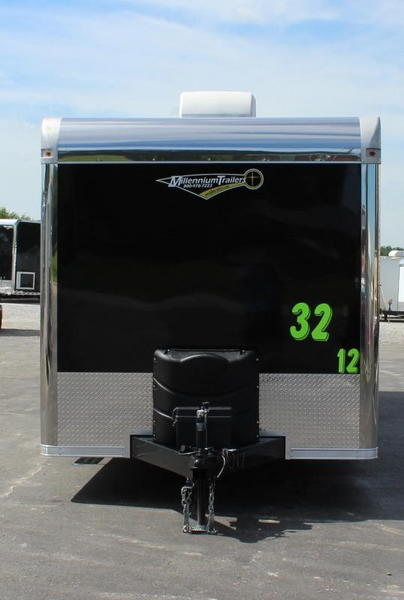 READY! 32' Tag with Complete Living Quarters