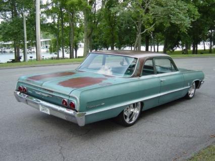 1964 CHEVROLET BISCAYNE  for Sale $16,900