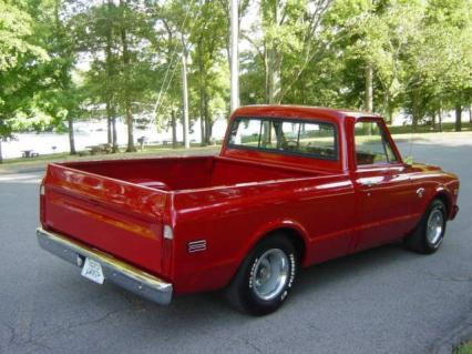 1968 CHEVROLET C10  for Sale $18,900