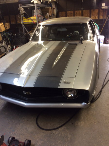 69 Camaro SS  for Sale $35,000