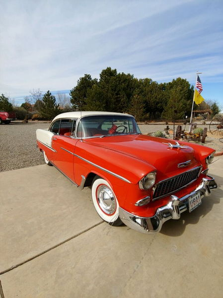 1955 Chevrolet Bel Air For Sale In West Pittston Pa Price 49 949