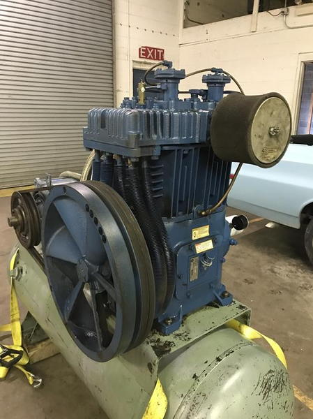 Industrial air compressor 15 horsepower three phase  for Sale $600