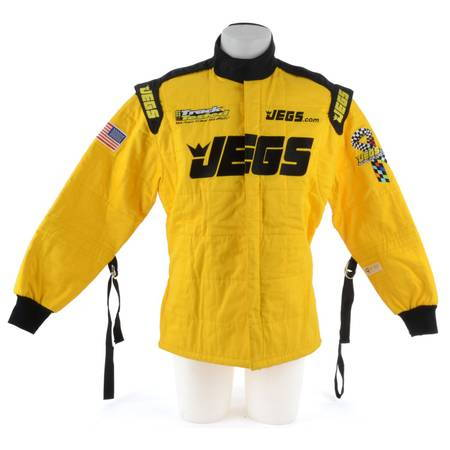 RaceQuip Helmet & Jegs Firesuit  for Sale $499