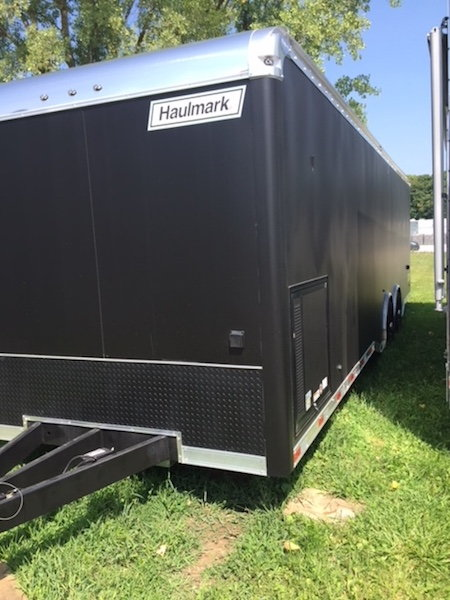 2019 HAULMARK 30' DUAL AXLE  for Sale $21,900