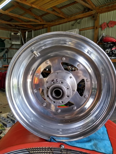 dragbike wheel  for Sale $500