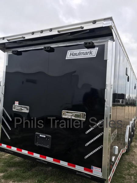 32' HAULMARK EDGE PRO RACE TRAILER IN STOCK!!!!  for Sale $30,999