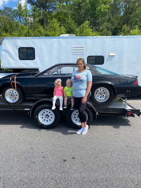 85 nitrous camaro and trailer for sale or trade for camper