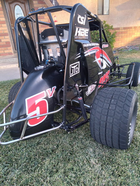 2010 PMP Micro Sprint  for Sale $11,000