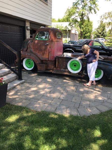 1950 Chevrolet Truck  for Sale $22,000