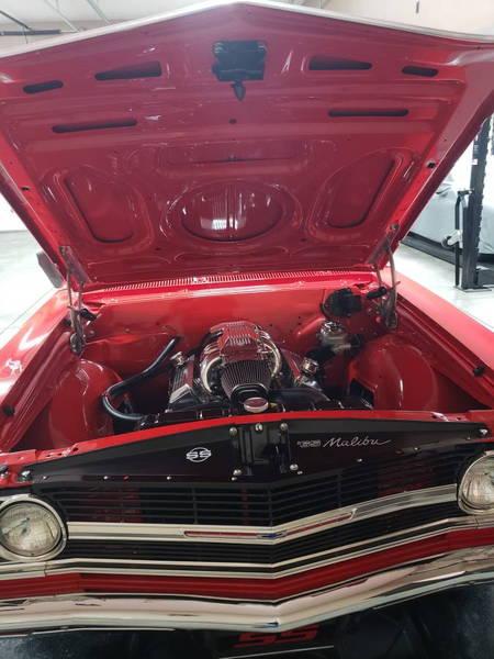 1965 Chevrolet Chevelle SS Malibu  for Sale $55,000