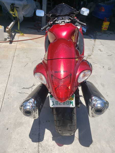 2012 Suzuki HAYABUSA LIMITED EDITION  for Sale $10,500