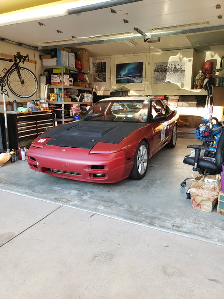 1991 240SX TRACK CAR  for Sale $8,500