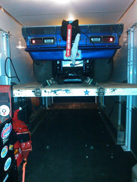 2010 Continental Cargo 32' Stacker Trailer  for Sale $24,000