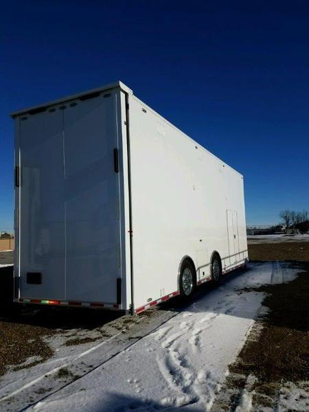 34' LIFT GATE STACKER TRAILER  for Sale $150,000