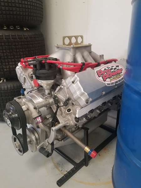 434 RY45 Fresh Pro Power Engine  for Sale $29,995