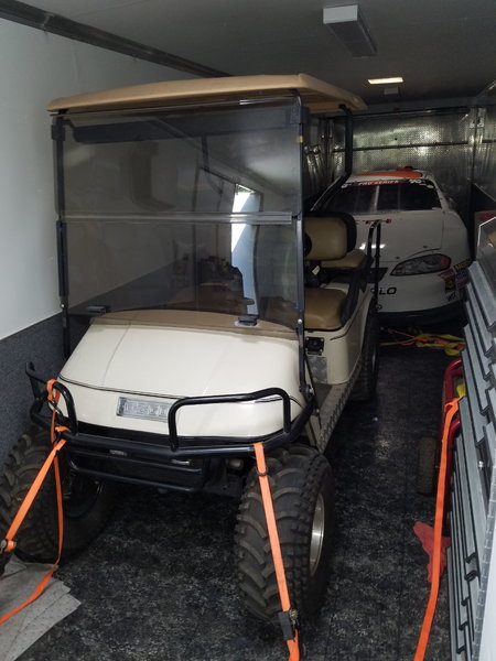 EZ-GO Golf  Cart in great condition  for Sale $4,300