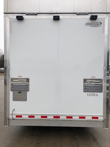 Bravo 32' Aluminum Stacker  for Sale $69,900