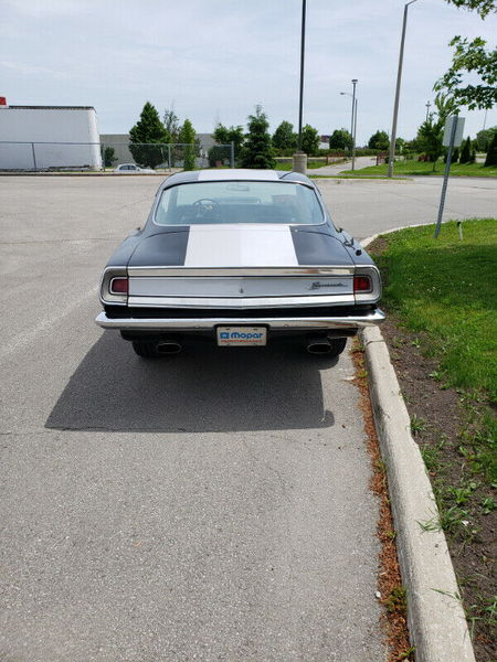 1968 Plymouth Barracuda  for Sale $65,000
